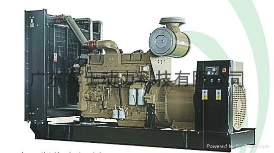 康明斯(CUMMINS)柴油发电机组 1
