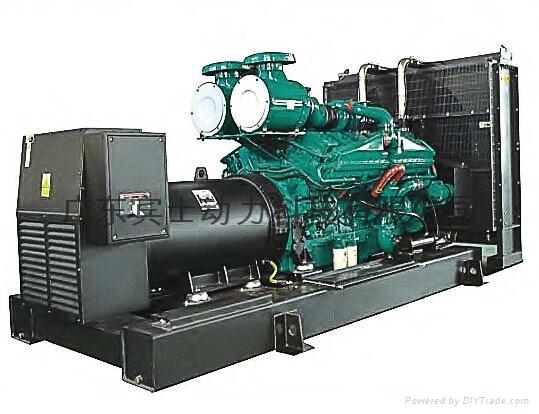 康明斯(CUMMINS)柴油发电机组 2