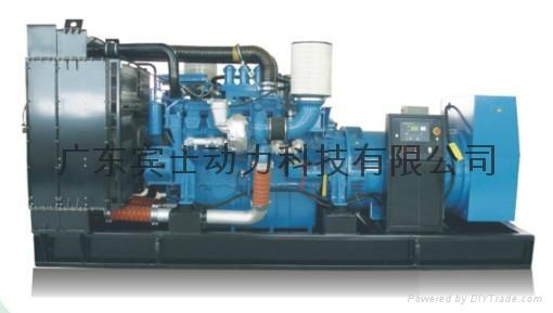 奔驰MTU柴油发电机组 1