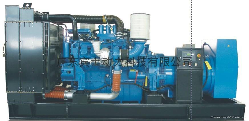 奔驰MTU柴油发电机组 2
