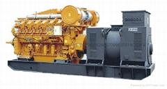 宾士高压发电机组