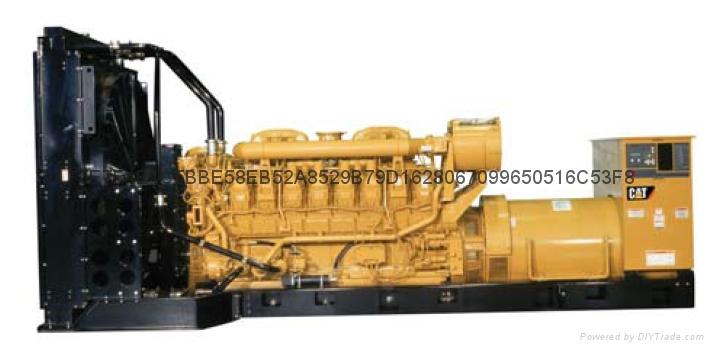 卡特(CAT)柴油发电机组 1