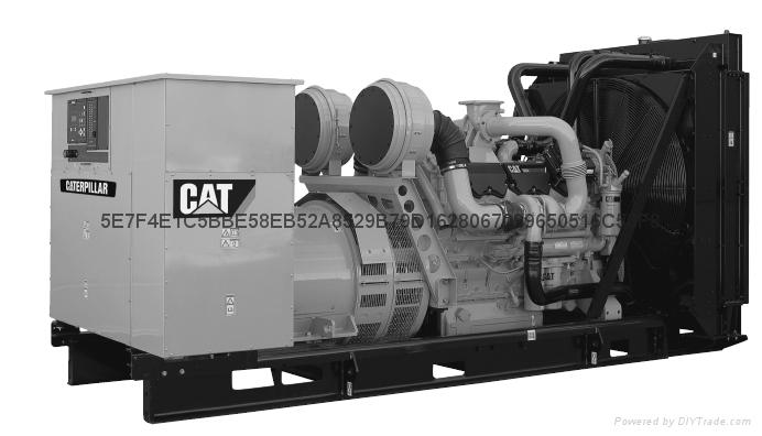 卡特(CAT)柴油发电机组 3