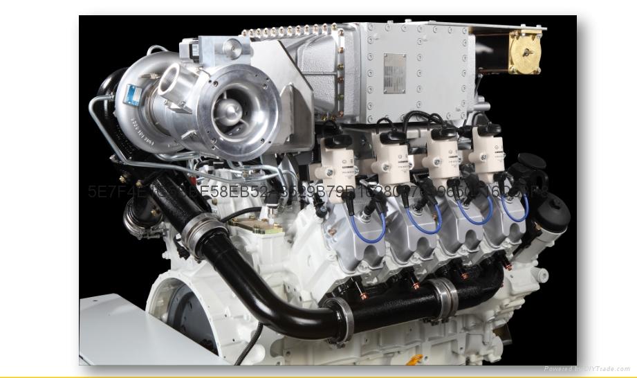 利勃海尔燃气发电机组 4
