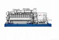 奔驰MTU燃气发电机组