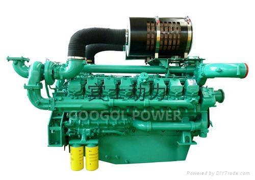 科克(Googol)柴油发电机组 3