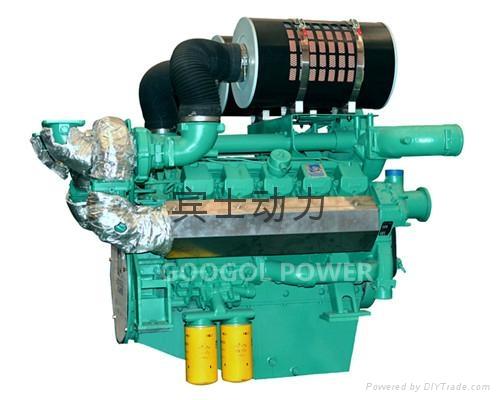 科克(Googol)柴油发电机组 5