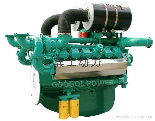 科克(Googol)柴油发电机组 4