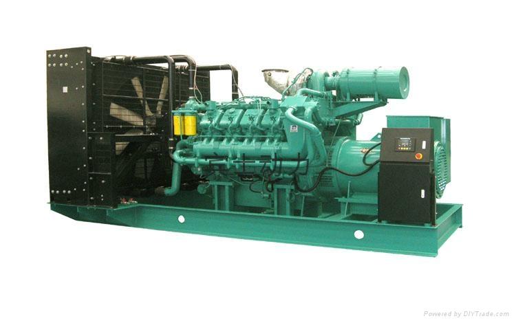 科克(Googol)柴油发电机组 1