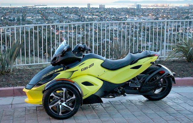 DOT & EEC APPROVED 2014 Can-Am Spyder RS-S - Can-Am Spyder RS-S ...