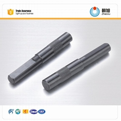 OEM factory Non-standard 3mm 4mm 5mm Stainless steel shaft