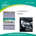 uv varnish for car headlight 4