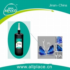 uv curing glue for glass-glass