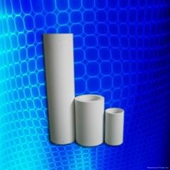 92  96 Large Diameter  Alumina Ceramic Straight Pipe Price