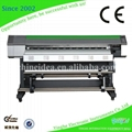 Dx5 head eco solvent 1.8m printer