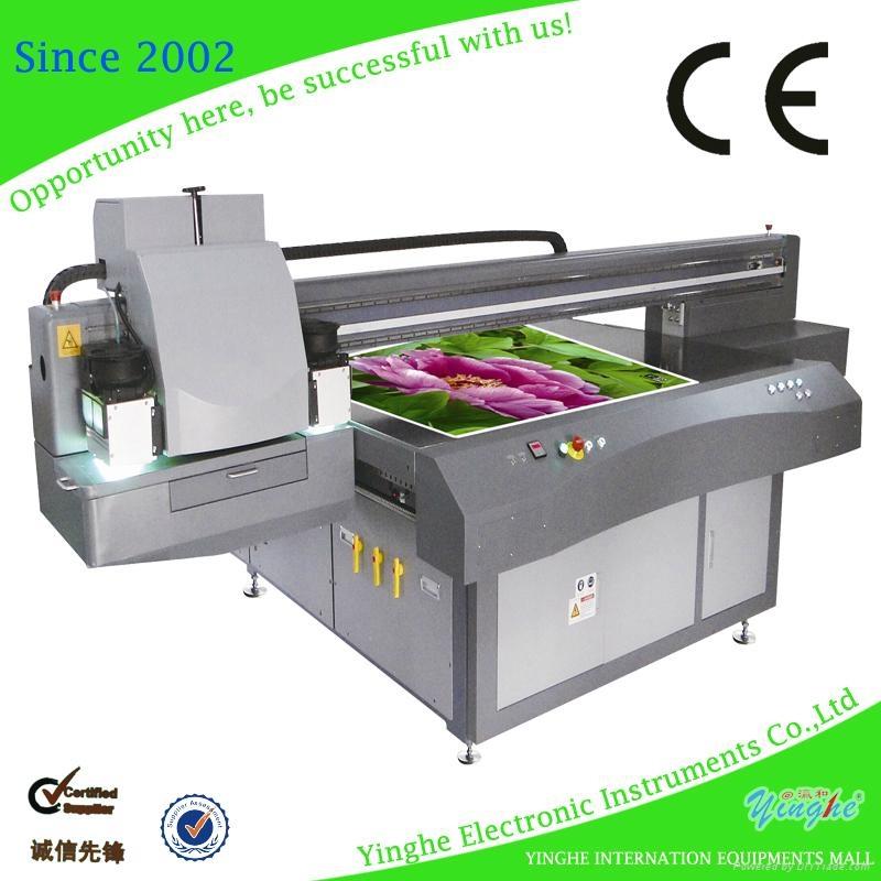wholesale Digital UV LED Flatbed Printer 3d UV Ceramic Printing Machines (UV2030 1