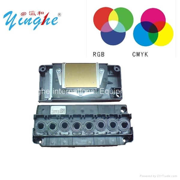 orginal brand new printhead DX5 for F186000 F182000 F158000 1