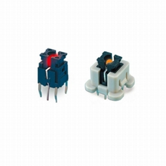 10x10mm tact push button switches with led