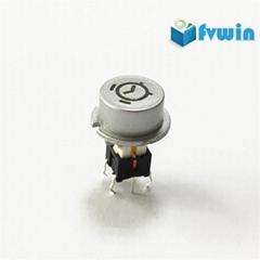 illuminated Tactile push button Switches