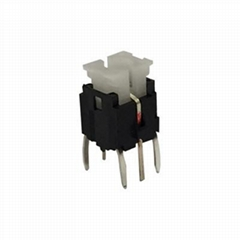 Hot-Selling 6Pin 6x6 Illuminated Led Push Button Tact Switch