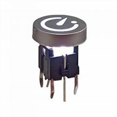 illuminated Tactile LED push button Switches