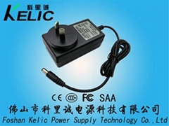12v 2a ac to dc universal power adapter