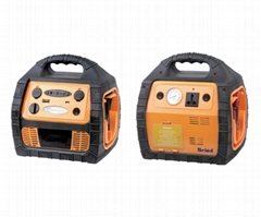 Jump Starter-power station with air Compressor