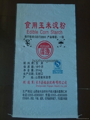 Starch Corn Packaging Bag