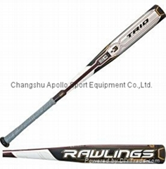Rawlings TRIO Balanced BBCOR Bat 2015