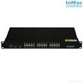 InMax P3626 4G+24Ports Gigabit PoE