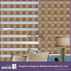 Attractive Zebra Blind Window Shade Design By China