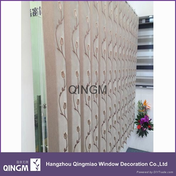 Manual Operation Vertical Blind From China 2