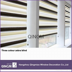 Wholesale Modern Style Colourful Window Decor Blind Fabric
