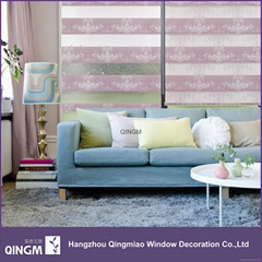 China Export Jacquard Blind Double Layer Blind