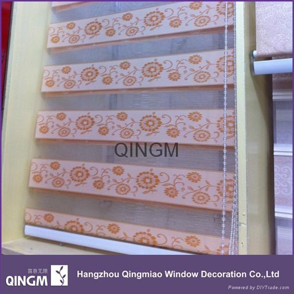 Populared Sunshine Fabric Made Window Shutters Roller Blind 1