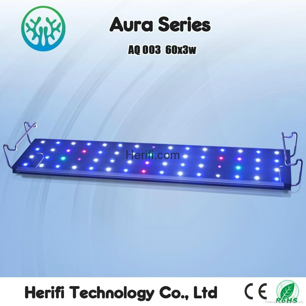 2016 best selling reef light 120w dimmable led aquarium lighting  4