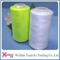 100% polyester spun yarn wholesale
