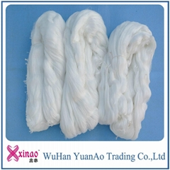 100% polyester spun yarn uesd for girl party dress and sock knitting with wholes