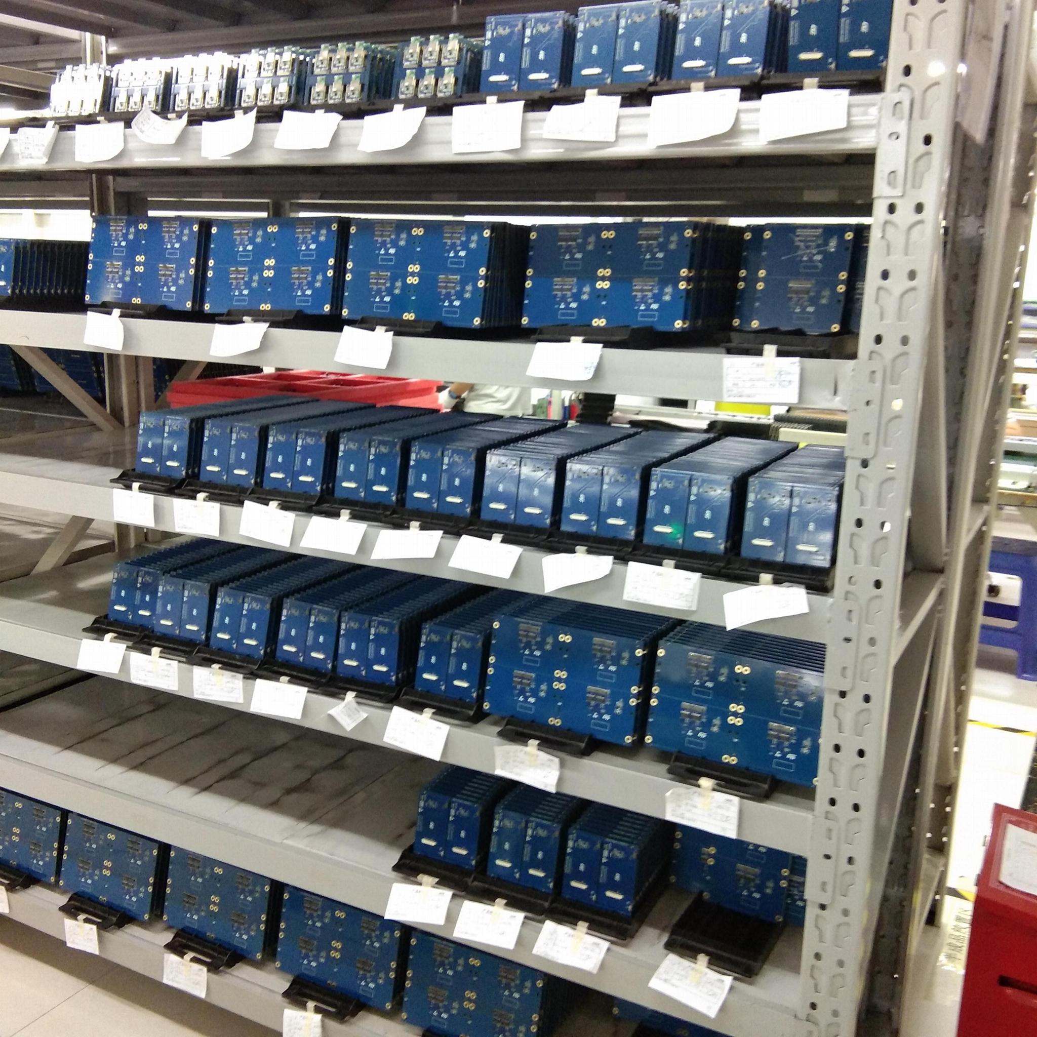 WIFI模塊板 貼片焊接測試加工 4