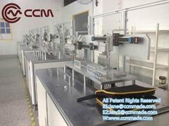 High Quality CCM W50 customized length linear rail linear actuator lab testing