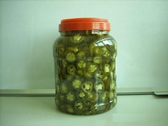 Sliced Jalapeno 3kgs