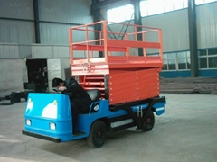 good  quallity  lift   Car-carrying scissor lift