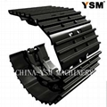 PC60-1   PC60-3  PC60-5 Track Shoe Assy