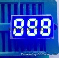 供应蓝光数码管