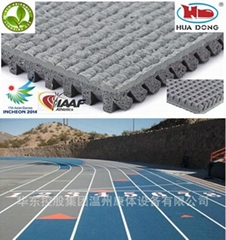 2014 Olympic games running track