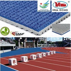 sports court rubber floo