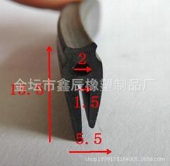 Factory direct edge protection U type decorative strip type U binding tape box s