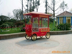 度假村景觀售貨車