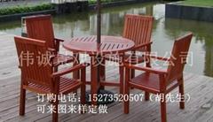 酒店廣場別墅花園旅遊廣場休閑套椅
