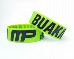 Silicone Wristband Silicone bracelet